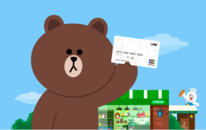 line payカードイメージ