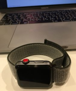 Apple Watch シリーズ3 Cellularモデル