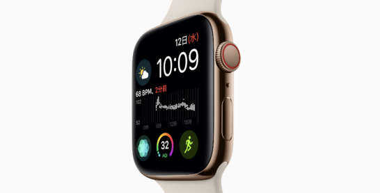 Apple Watch シリーズ4