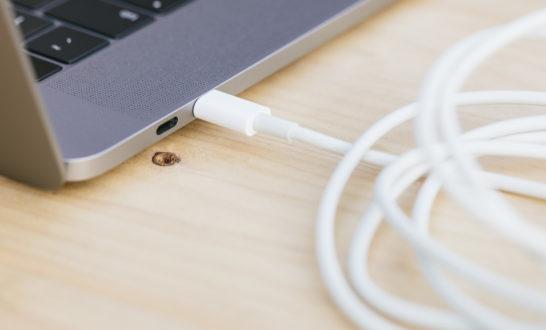 MacBook Pro usb-c端子