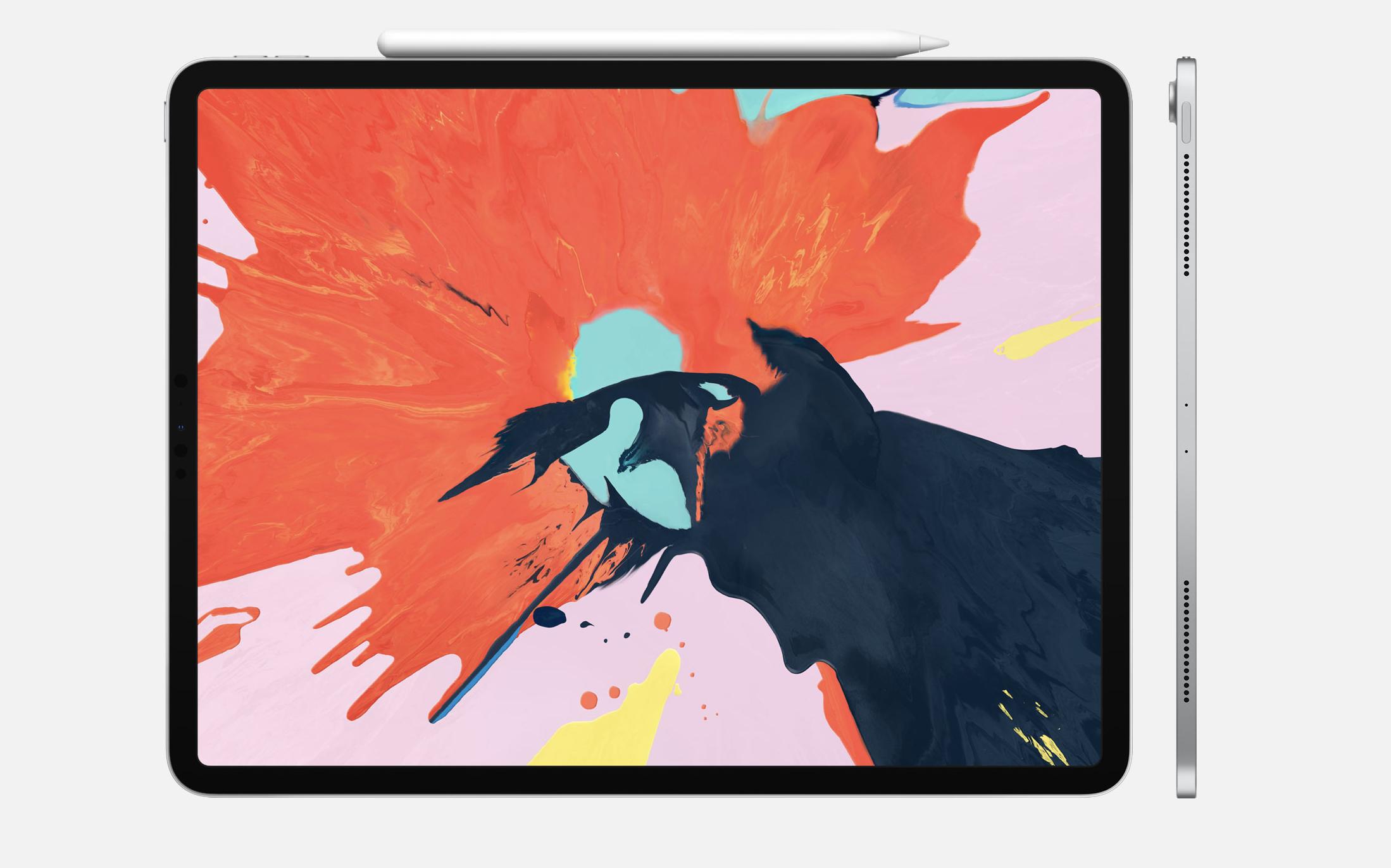 iPad Pro 2018モデル