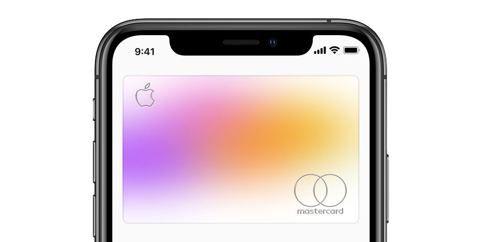 Apple Card on Apple Pay
