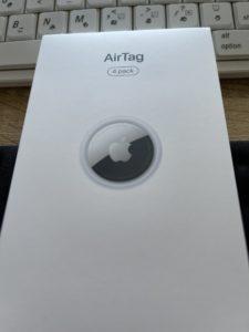 AirTag 4個セットパッケージ